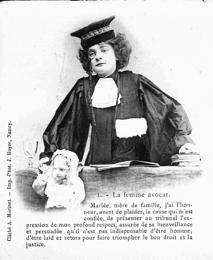 Donna avvocato