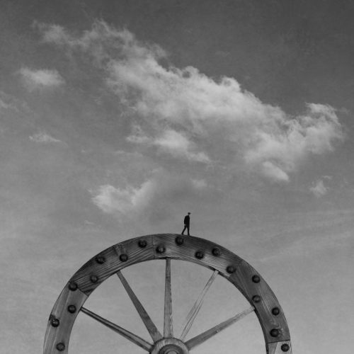 life is a wheel of fortune